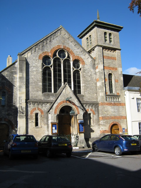 Christ Church Methodist and URC, Tetbury