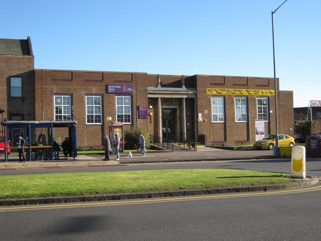 South Yardley Library