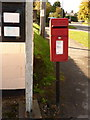 ST7730 : Bourton: postbox № SP8 111, Main Road by Chris Downer