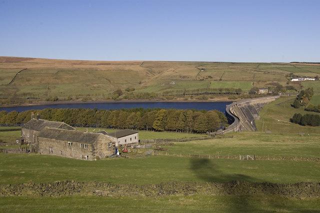 Schole Carr Farm and Baitings Dam