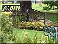 TL1444 : Ornamental Garden by Dennis simpson