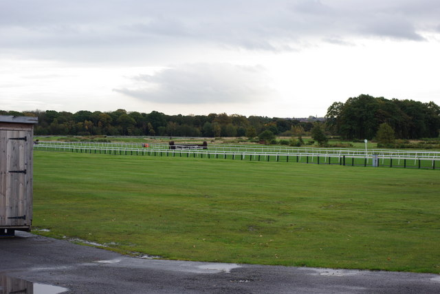 Gosforth Park racecourse
