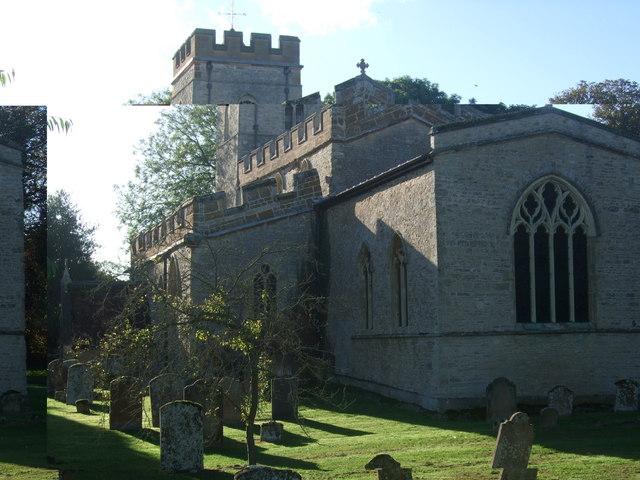Lathbury Church