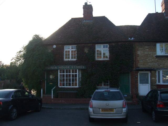 Sherington village shop