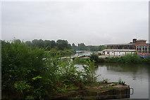 TQ1672 : Thames Young Mariners' Base by N Chadwick