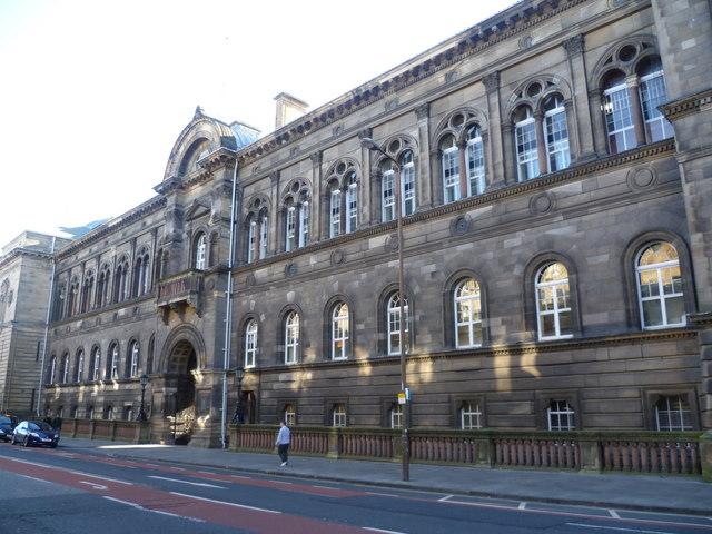 Edinburgh Medical School, Teviot Place