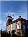 TG1143 : Weybourne Windmill, Norfolk by Christine Matthews