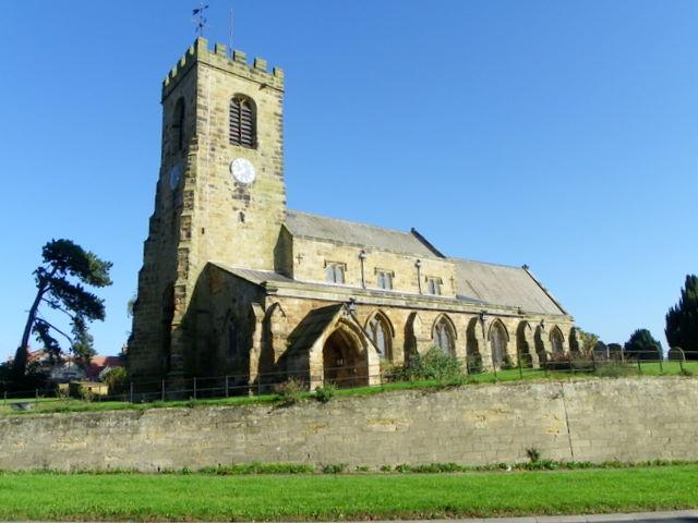 The Parish Church of St Helen, Ainderby Steeple