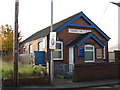 SK5056 : Kirkby-in-Ashfield - Gospel Hall by Dave Bevis