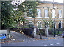 ST7565 : General view of junction of Sham Castle Lane by Neil Owen
