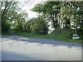 SN0316 : Minor road junction near Wiston by Martyn Harries