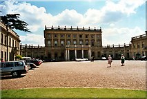 SU9185 : Cliveden House by Paul Buckingham