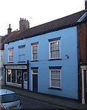 TA1767 : TV repair shop on High Street, Bridlington Old Town by Stefan De Wit