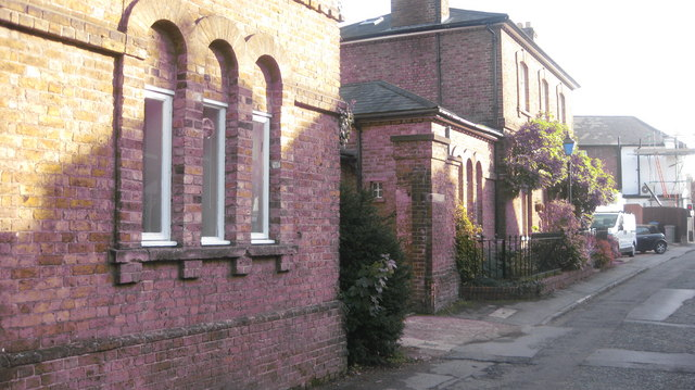 The Old Police Station, Ferry Road, Winters Bridge (cell block in foreground)