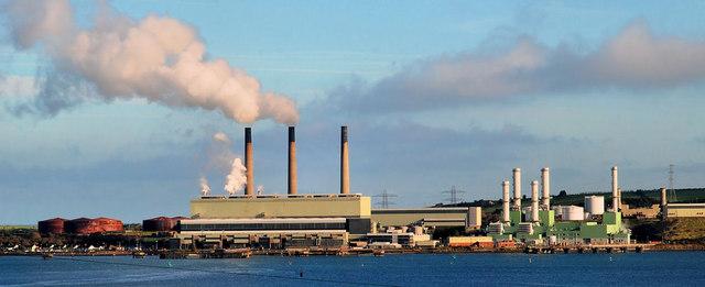 Ballylumford power stations, Islandmagee (3)
