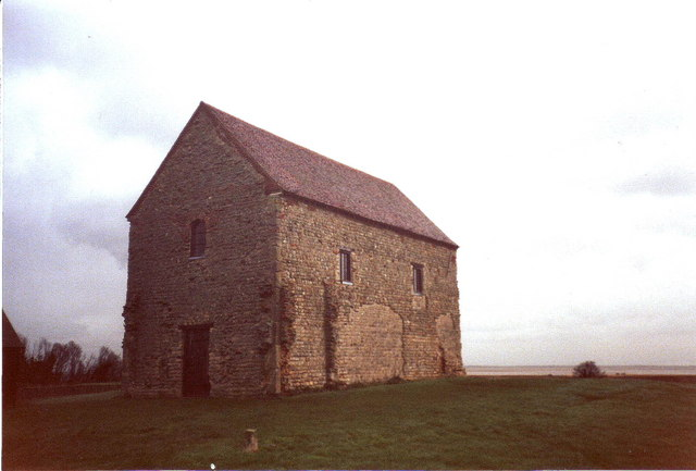 St Peter's Chapel, Bradwell juxta Mare, Essex