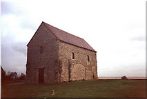 TM0308 : St Peter's Chapel, Bradwell juxta Mare, Essex by nick macneill