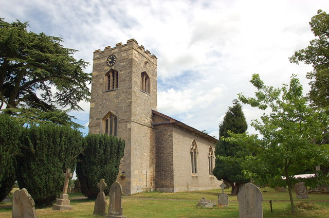 St Peter & St Paul's Church, Kettlethorpe, Lincolnshire