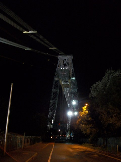 Newport Transporter Bridge by Mr M Evison