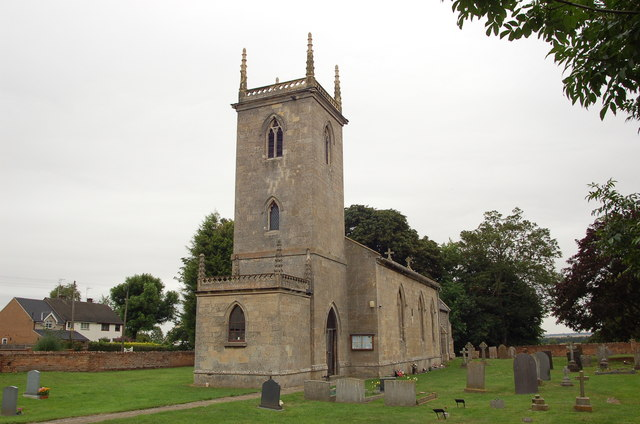St Martin's Church, Stubton