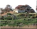 TM5383 : Pillbox south of Beach Farm, Benacre by Evelyn Simak