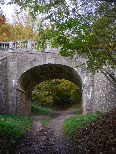 Bridge over Connicut Lane