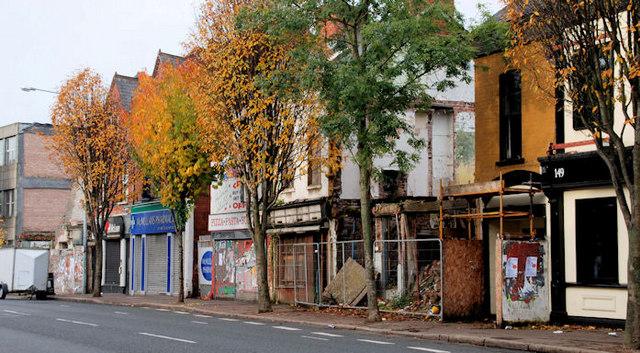 Development site, Lisburn Road/Tate's Avenue, Belfast (1)