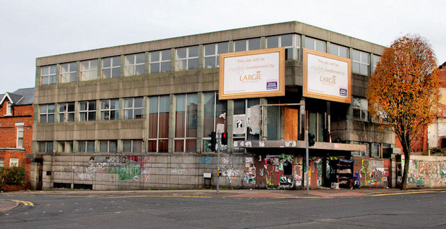 Development site, Lisburn Road/Tate's Avenue, Belfast (2)