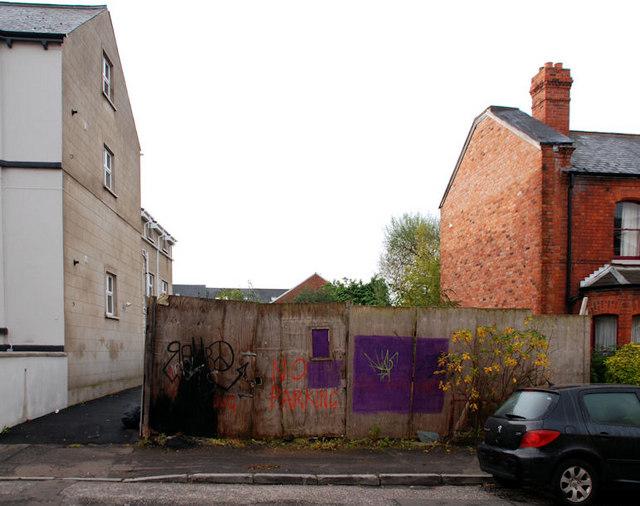 Development site, Lisburn Road/Tate's Avenue, Belfast (3)