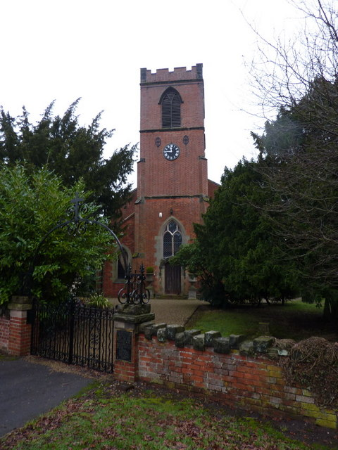 The Sanctuary, Newchurch