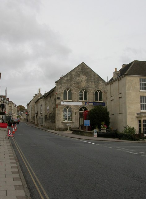 Painswick, converted chapel