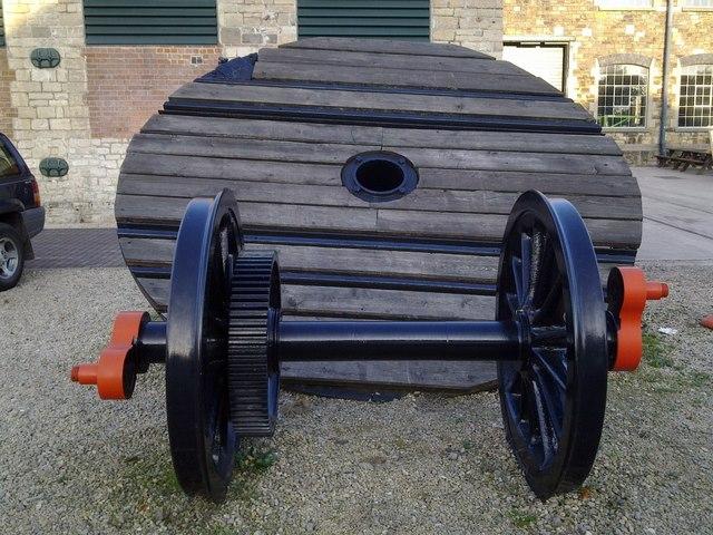 Static display, Steam Museum, Swindon