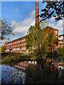 SD7707 : Apex Mill by David Dixon