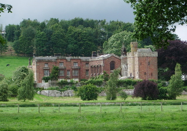 Rose Castle, Cumbria