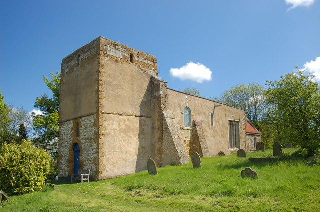 St Mary's Church, Barnetby Le Wold, Lincolnshire