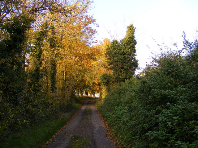 Hill Farm Road, Rendham