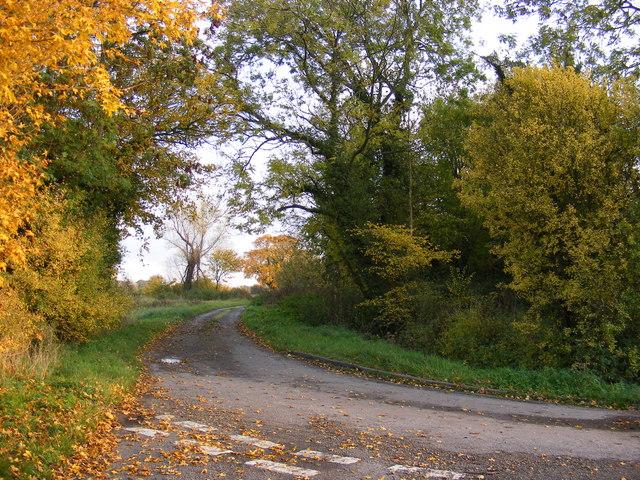Hill Farm Road, Rendham