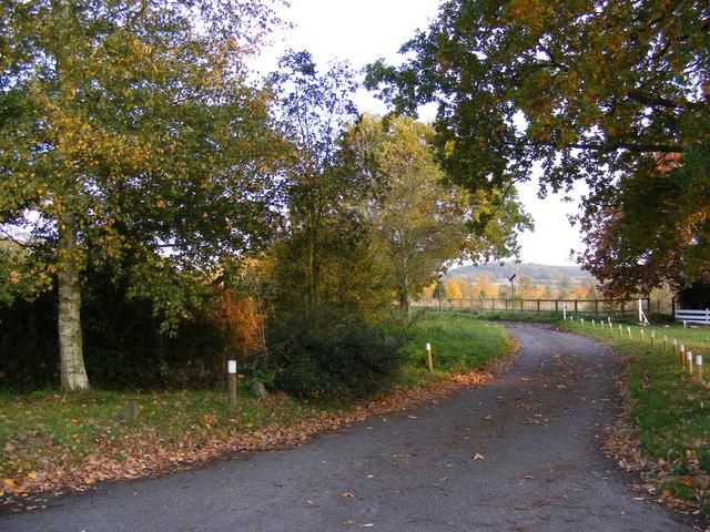 Sandy Lane, Rendham