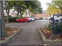 SO9596 : Bow Street Car Park by Gordon Griffiths