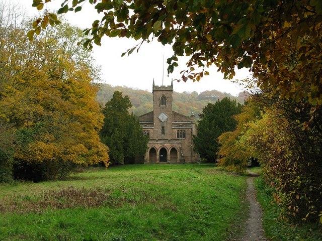 St Mary's Church Cromford