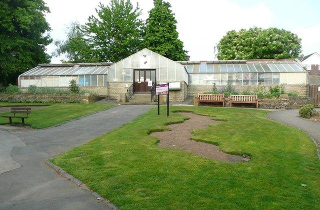 The Butterfly House, Wilton Park, Batley