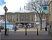 SJ9223 : Guildhall Shopping Centre, Market Square by P L Chadwick