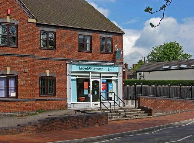 Lloyds Pharmacy, Mill Bank Surgery, Mill Bank