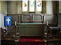 NY6208 : All Saints Church, Orton, Altar by Alexander P Kapp