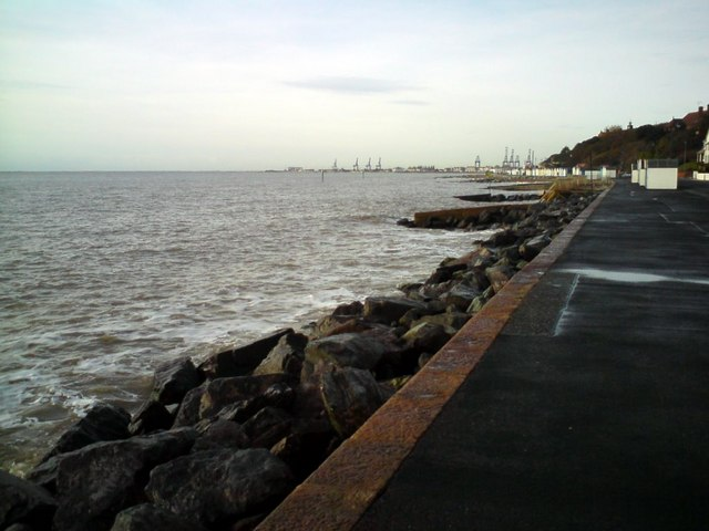 Felixstowe Shore
