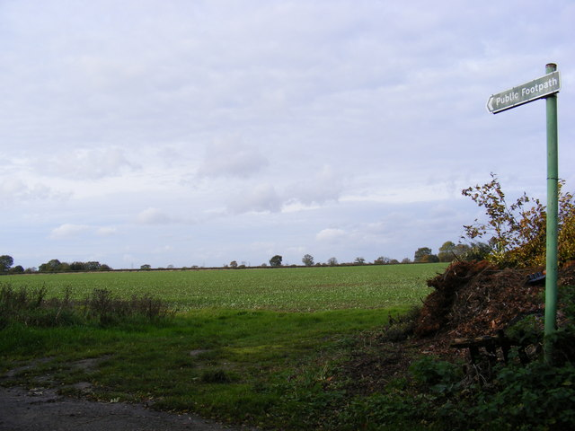 Footpath to the A144 Stone Street