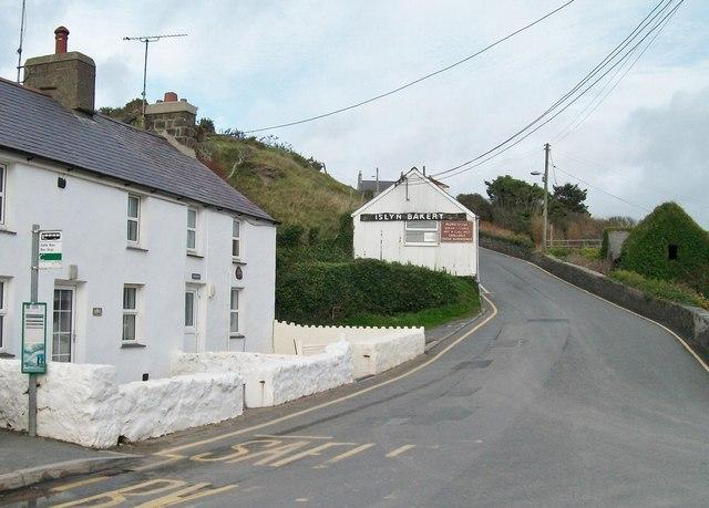 Becws Islyn Bakery, Aberdaron
