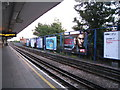 TQ2484 : Kilburn tube station, Jubilee Line by Given Up