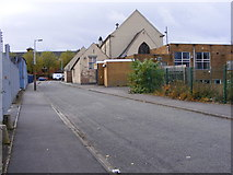 SO9596 : Holy Trinity Club by Gordon Griffiths