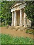 ST9770 : The Doric Temple by Trevor Rickard